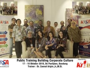 Corporate Culture 17-18 Oktober 2019, De Paviljoen Bandung